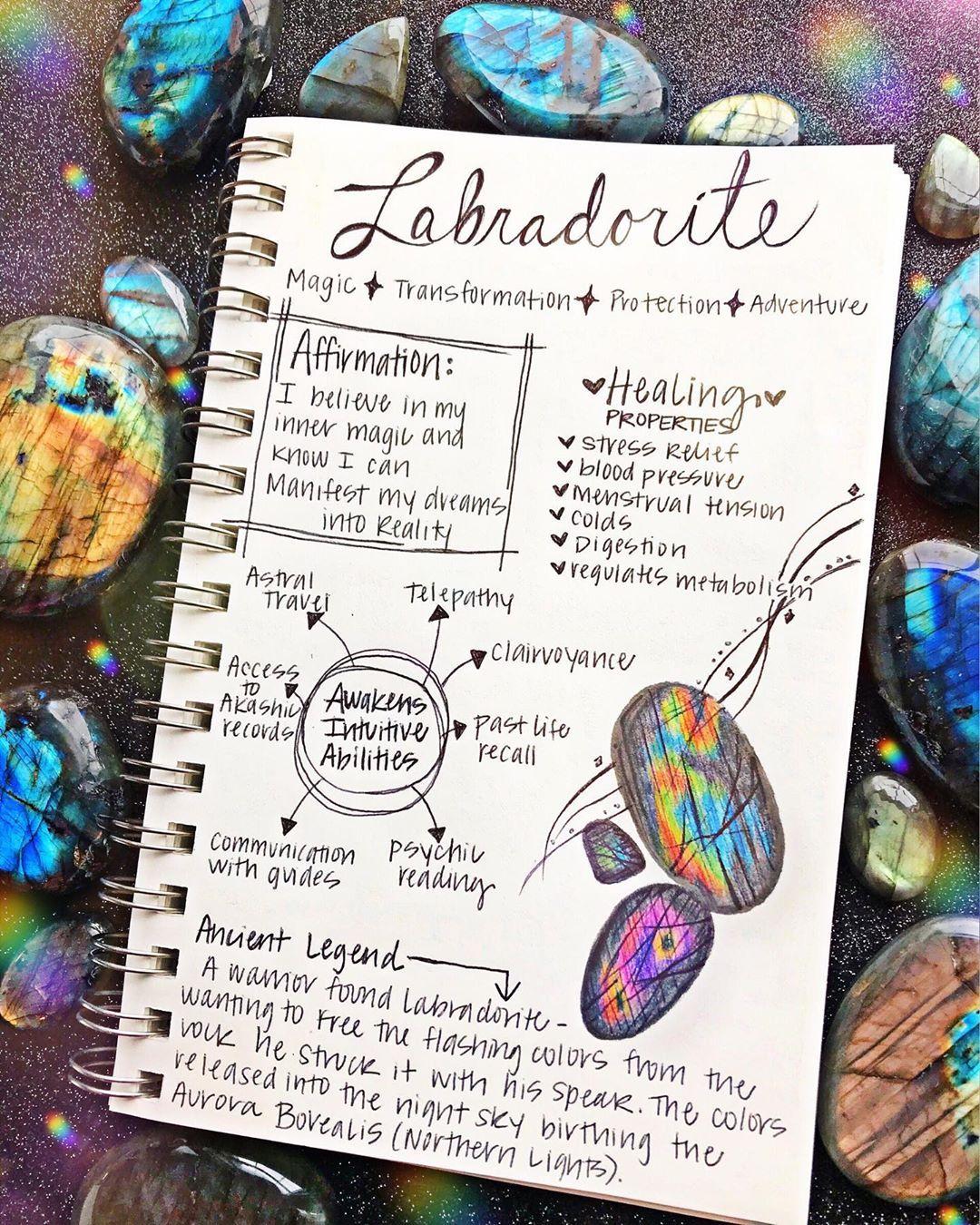 Labradorite - Healing Properties Explained — Rocks with Sass