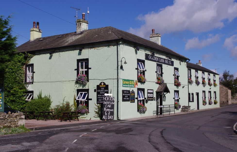 The Golden Lion Hotel Horton In Ribblesdale Settle North Yorkshire England