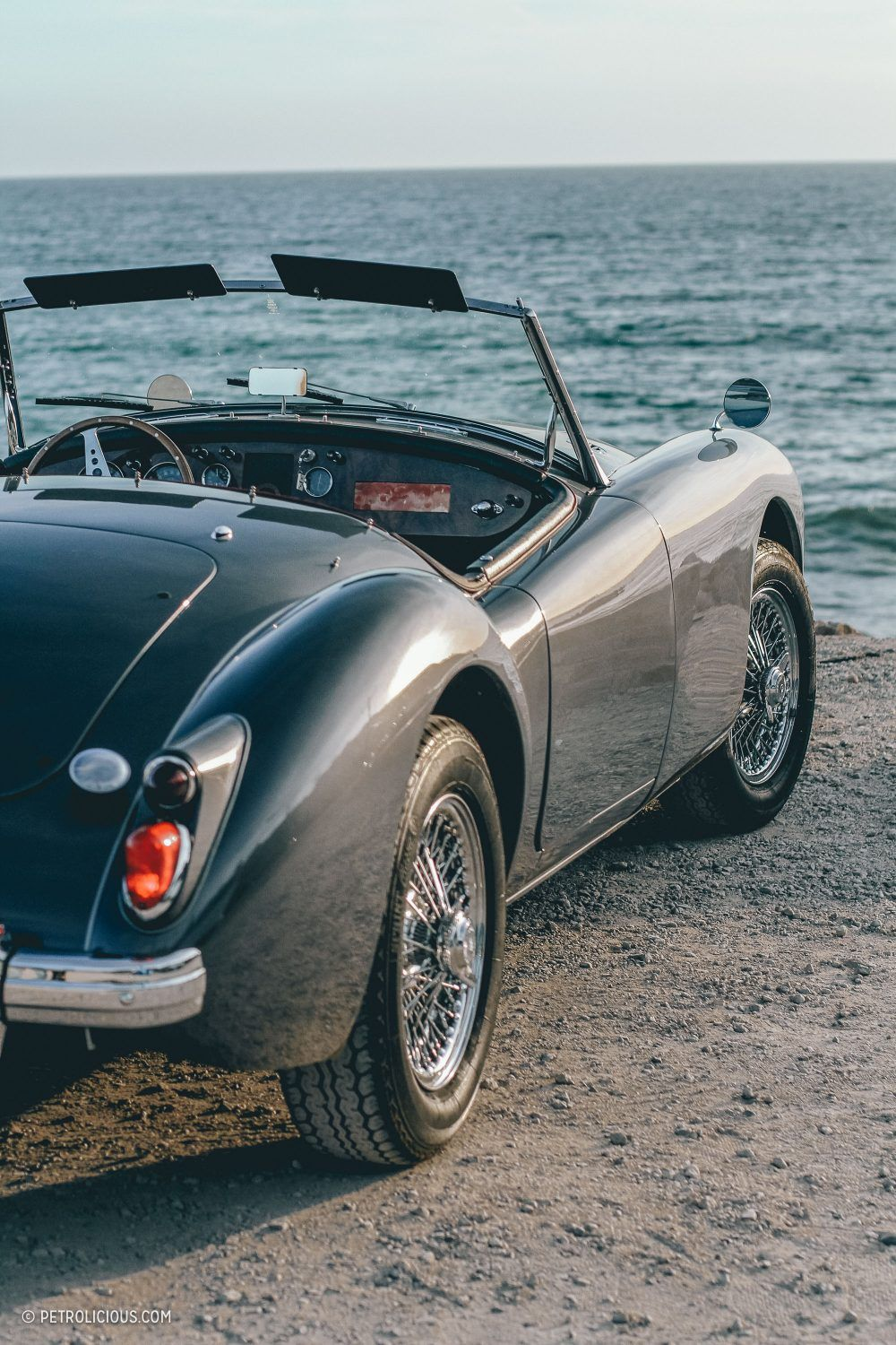This Mga Kept A Grieving Gearhead Engaged Classic Cars British