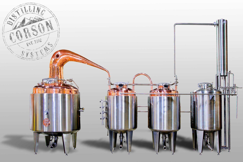 Double Thumper Rum Still (Florida) | Moonshine | Copper moonshine