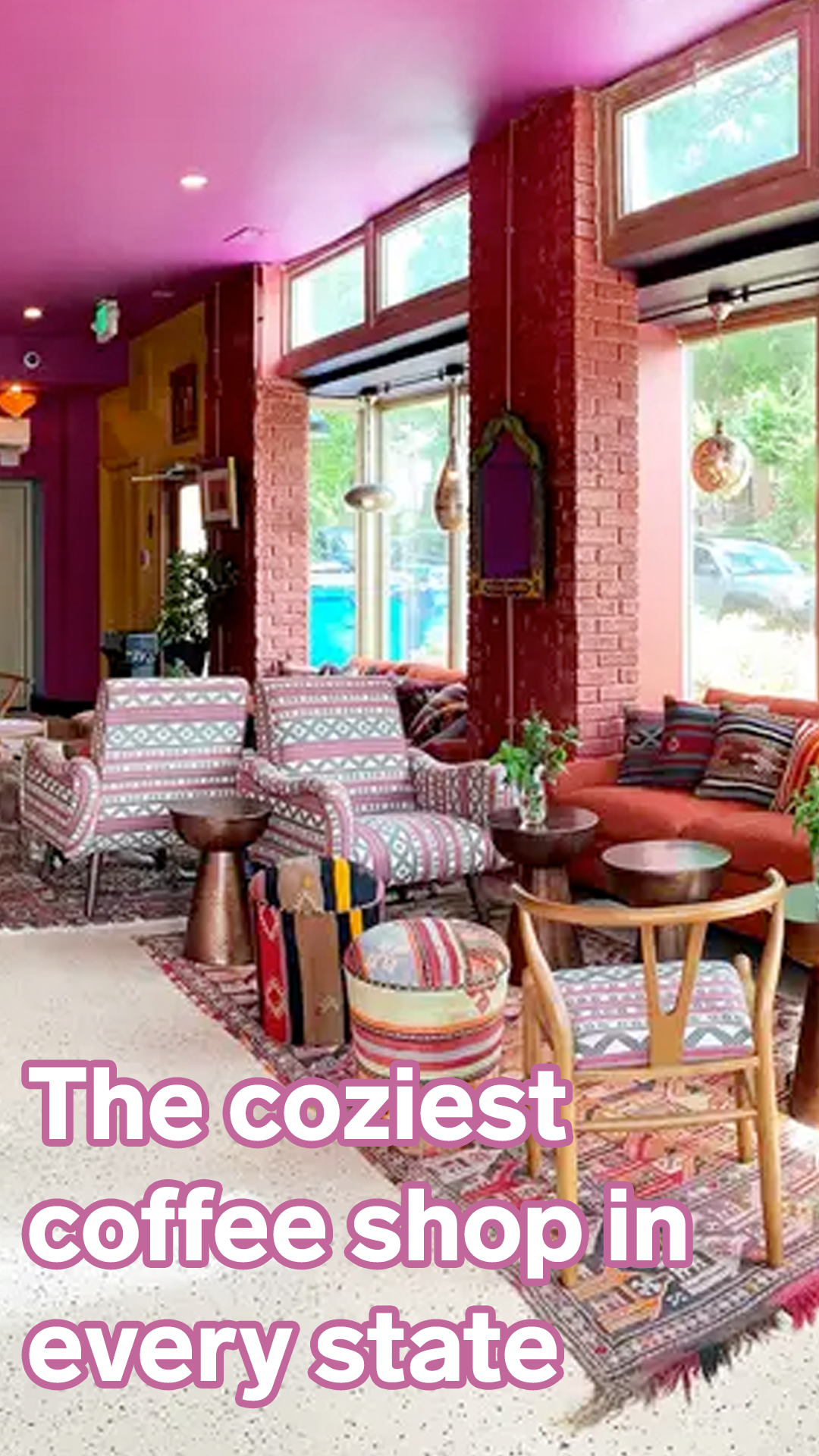 The coziest coffee shop in every state in 2020 Cozy