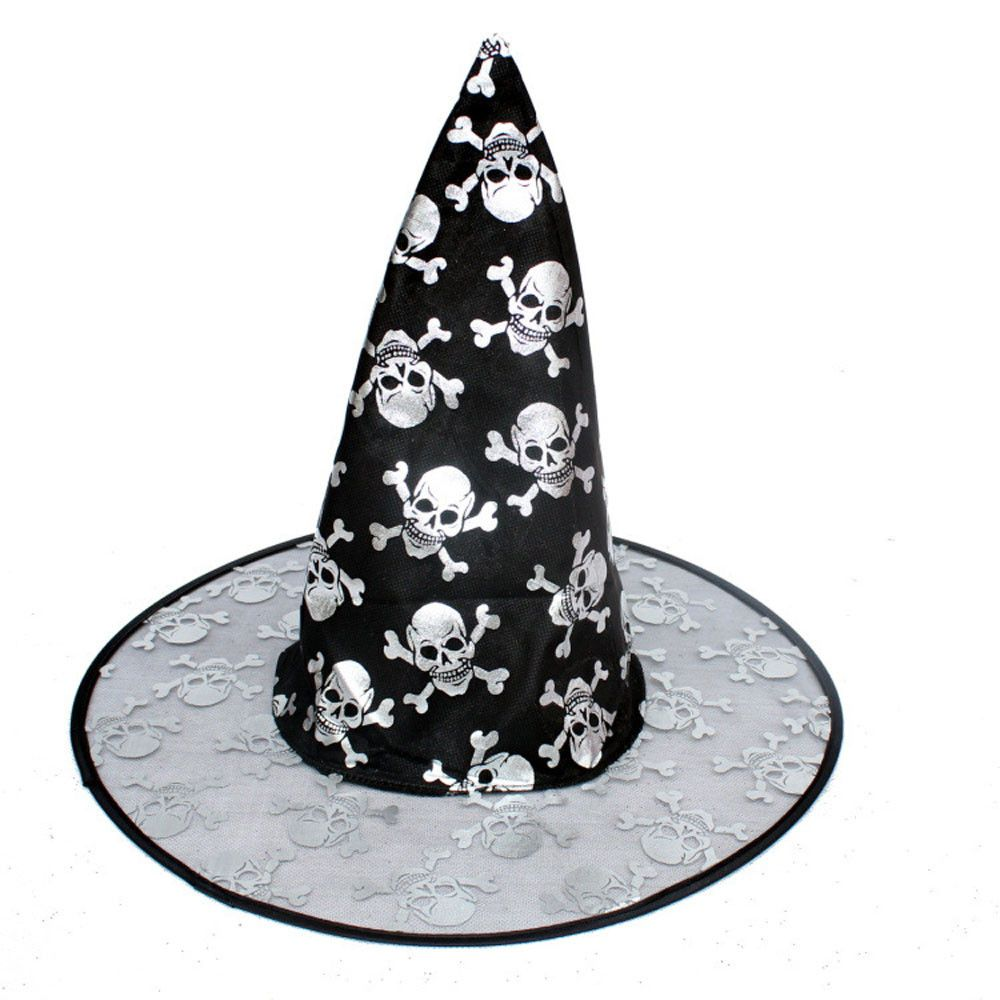 Zero 1Pcs Adult Womens Witch Hat For Halloween Costume Accessory