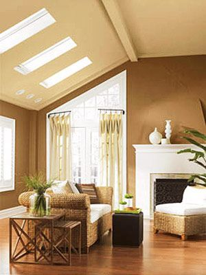 Sherwin Williams Old World Gold Family Room Colors