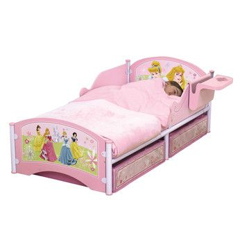 worlds apart disney princess toddler bed with storage this gorgeous disney princess toddler bed comes with