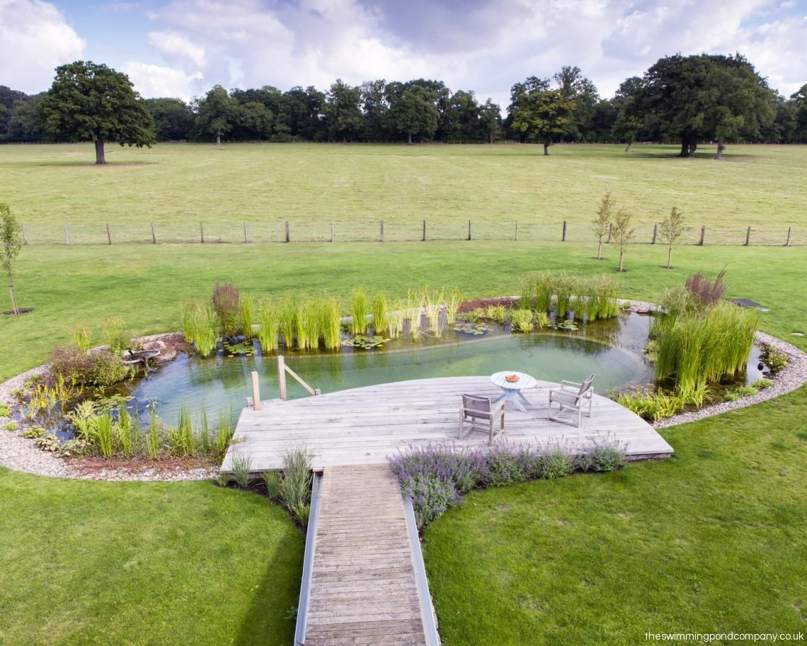 Gallery - The Swimming Pond Company Ltd. | Natural swimming ponds ...