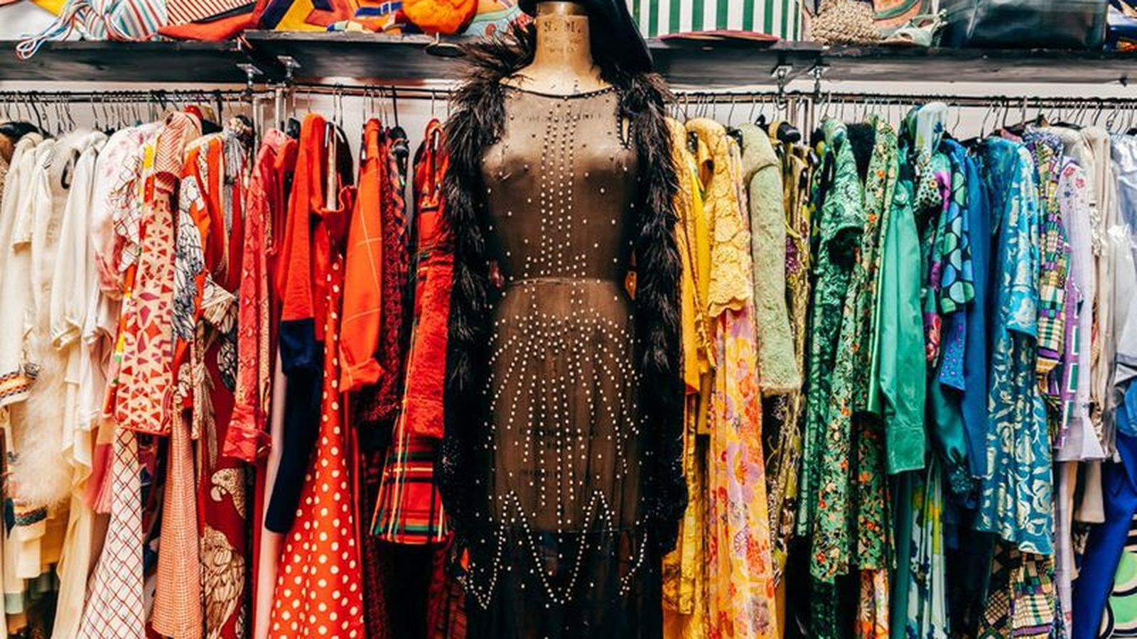 vintage shopping in new york