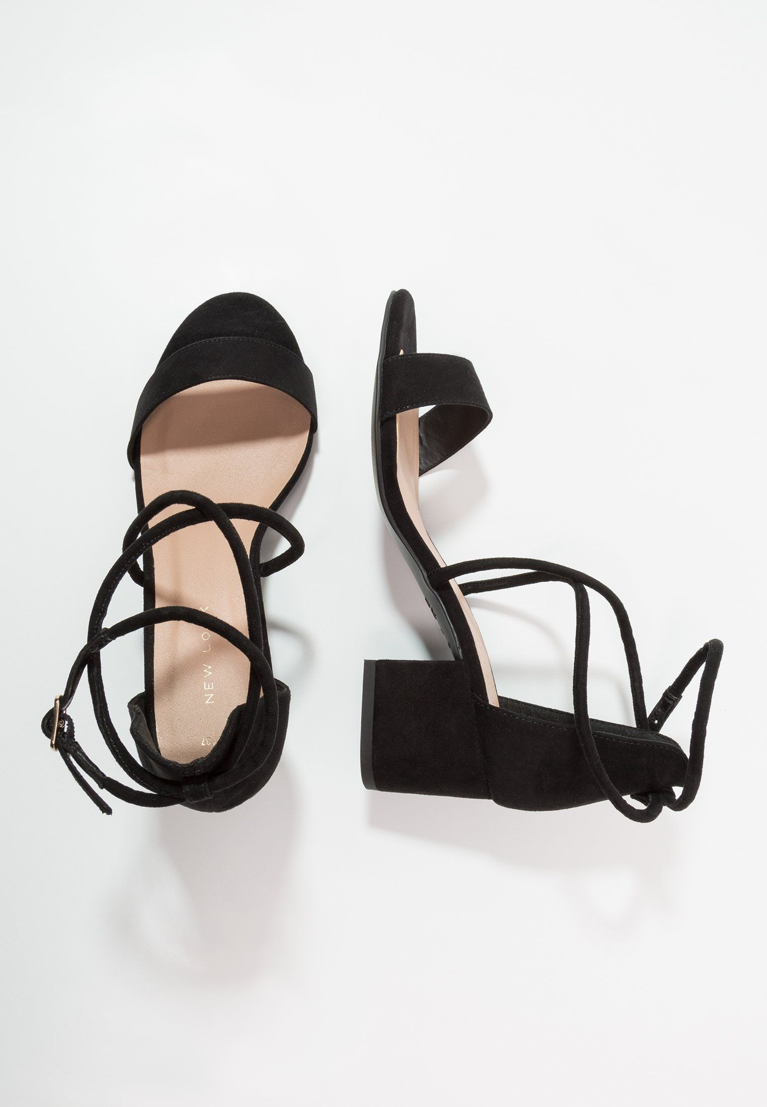 New Look Salamanca Sandalen Black Zalando Nl Shoe Collection Black Shoes