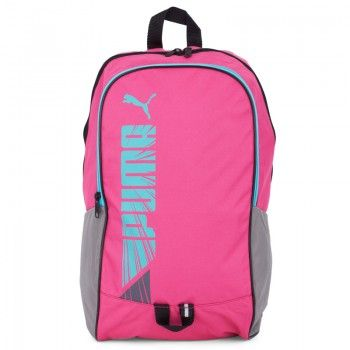 Puma Pink Flow Backpack Alexandalexa Backpacks Puma Pink