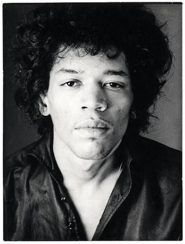 Jimi without mustache