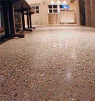 Natural Ground Polished Concrete Floor Polished Concrete Concrete Concrete Floors