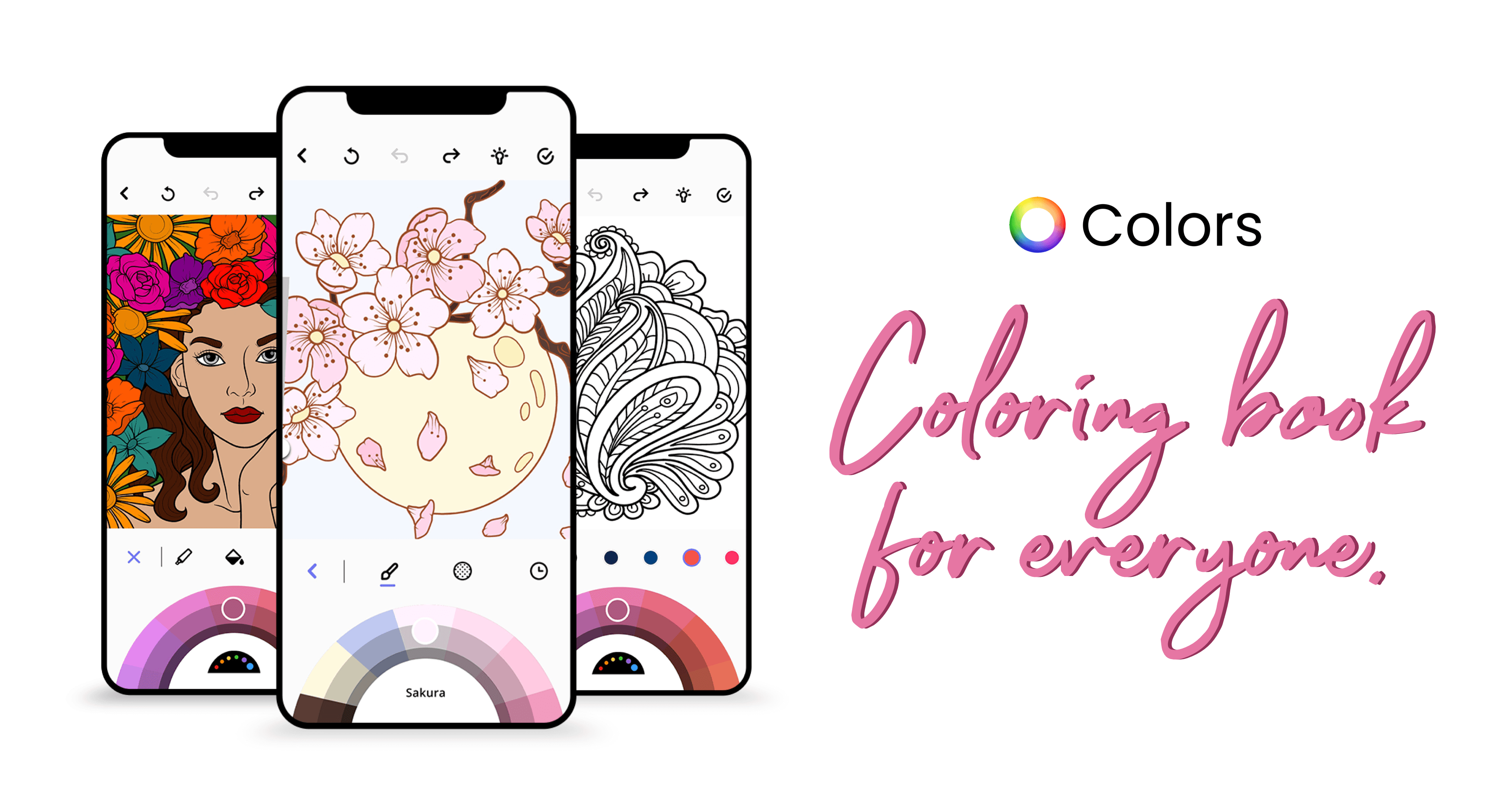 Tap To Color Free Coloring Book App Colors Launches Globally Coloring Book App Coloring Books Free Coloring