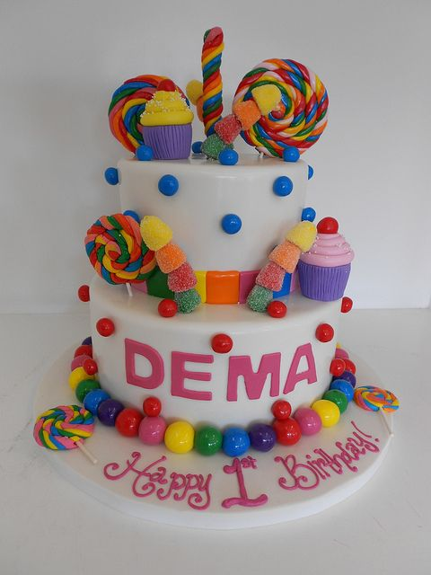 Prime Candy Theme Birthday Cake 1746 Cool Birthday Cakes Candy Funny Birthday Cards Online Bapapcheapnameinfo