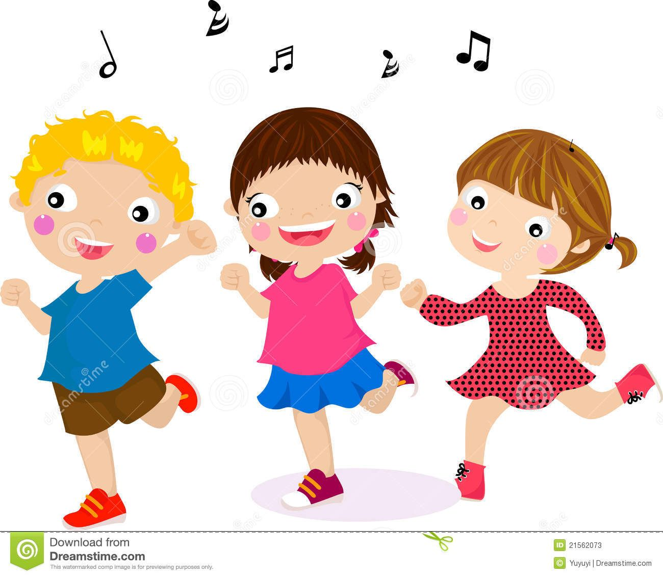 pics for u003e children singing and dancing clip art classroom ideas rh pinterest com Dancing Girl Clip Art People Dancing Clip Art
