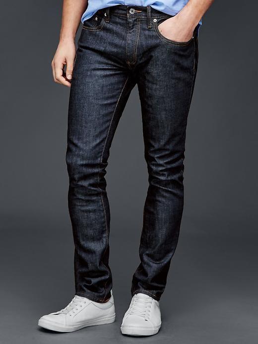 Gap mens super skinny jeans