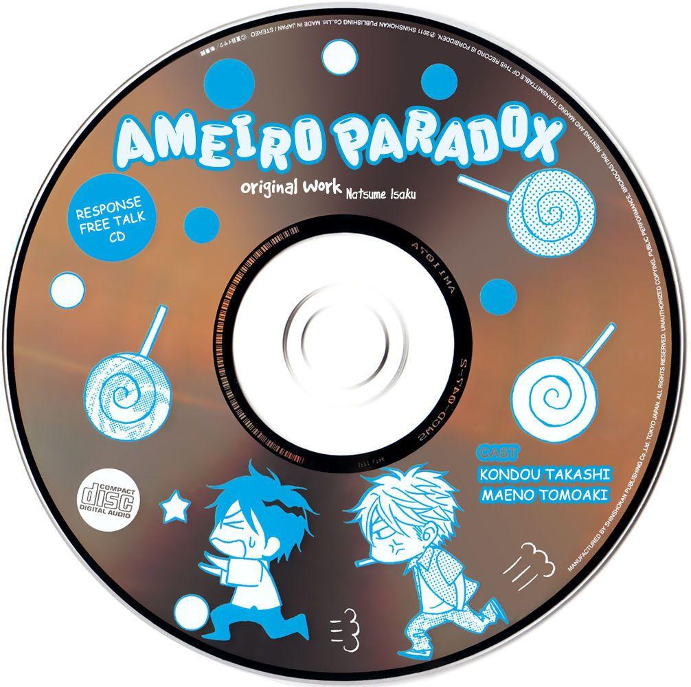 Ameiro Paradox 10.6 - Read Ameiro Paradox vol.2 ch.10.6 Online For Free - Stream 1 Edition 1 Page All - MangaPark