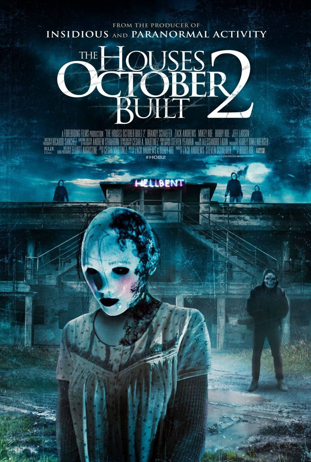 The Houses October Built 2 Best Horror Movies Houses October Built Horror Movie Posters