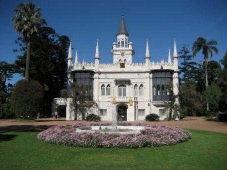 Hoy es sede de Uruguay National Garden.