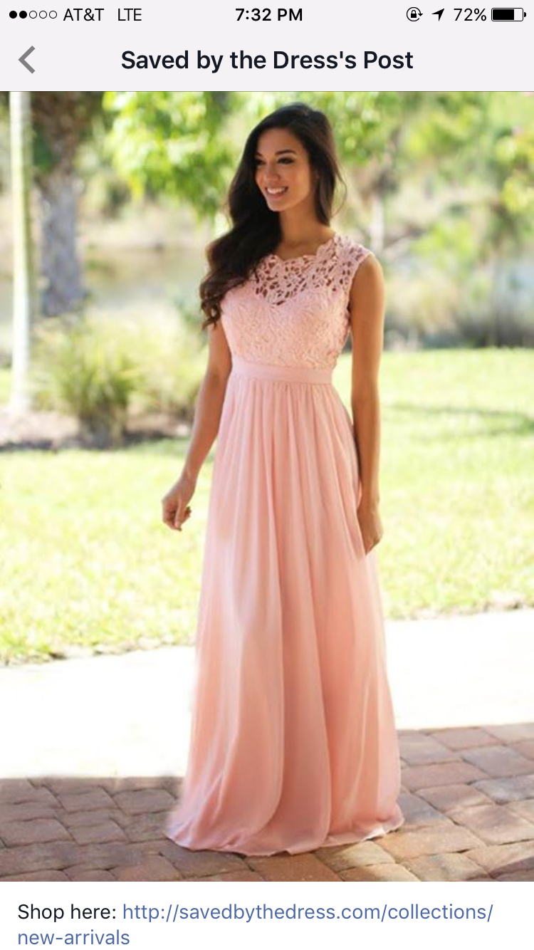0aacbed4ca2 Blush Pink Lace Bridesmaid Dresses - Gomes Weine AG