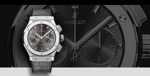 Hublot Classic Fusion Racing Grey Titanium