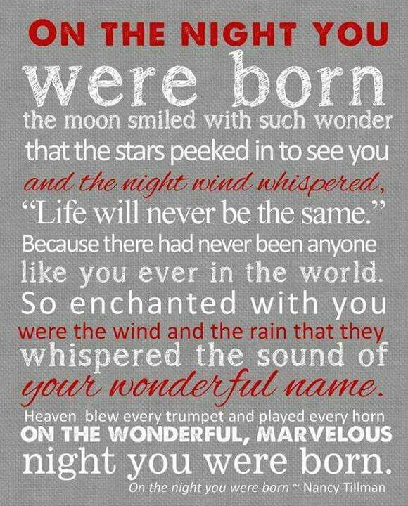 on the day you were born baby boy quotes baby boy announcement