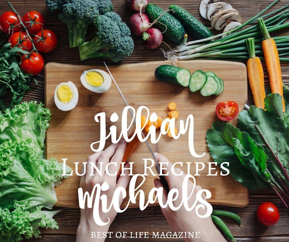 Jillian Michaels Lunch Recipes Can Help You Get Through