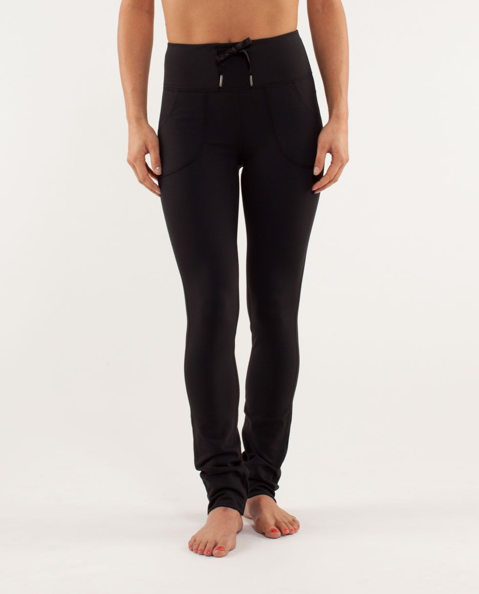 7045013462c28 Skinny Will Pant - Lululemon Color: ziggy wee september black NOTE! Color I  want is not the color shown