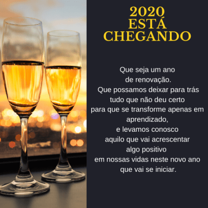 Pin Em Feliz Ano Novo 2020