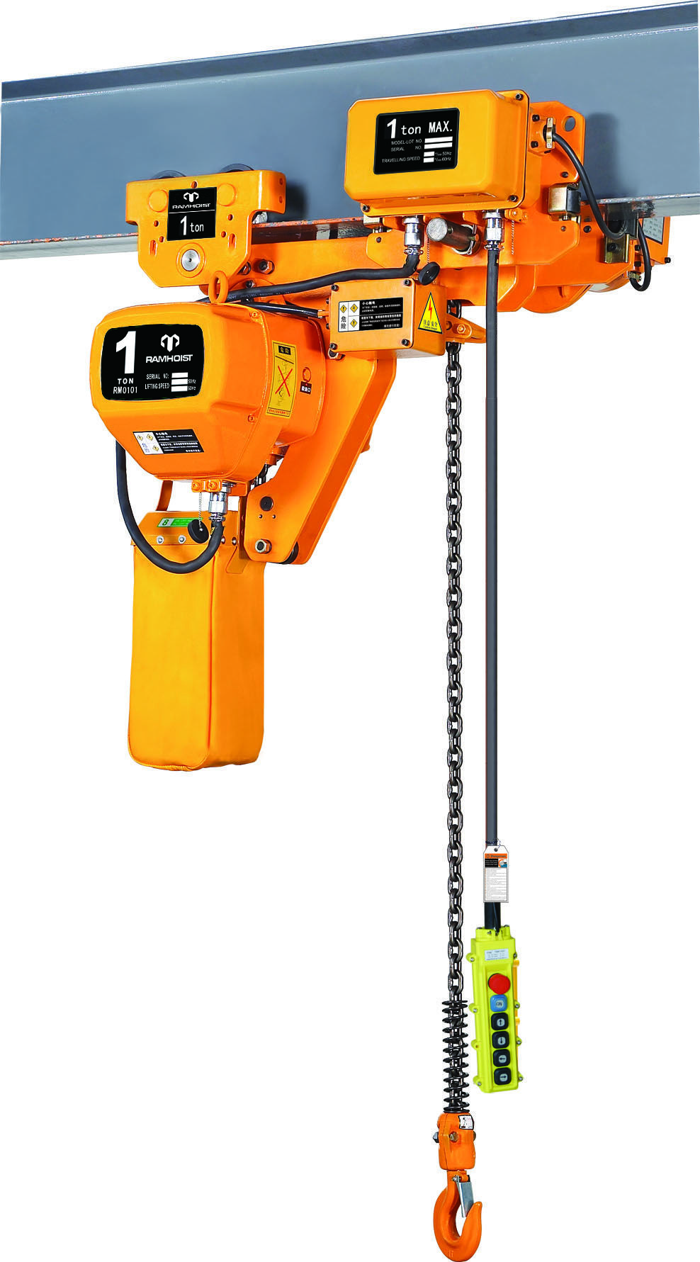 Heavy Duty 2 Ton Jet Manual Chain Fall 10 Ft Lift Hoist Puller Smh 2t 10 101712 Lifts Hoists Hoist Heavy Duty