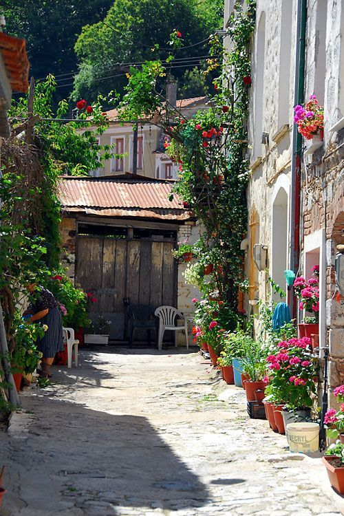 Greece Travel Inspiration - Lesvos, Greece