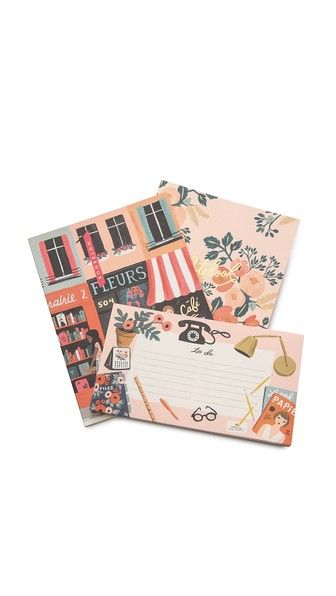 Perfect as a gift or in your own home office! Great, stylish stationary set from @shopbop! #PrettyLittleThings