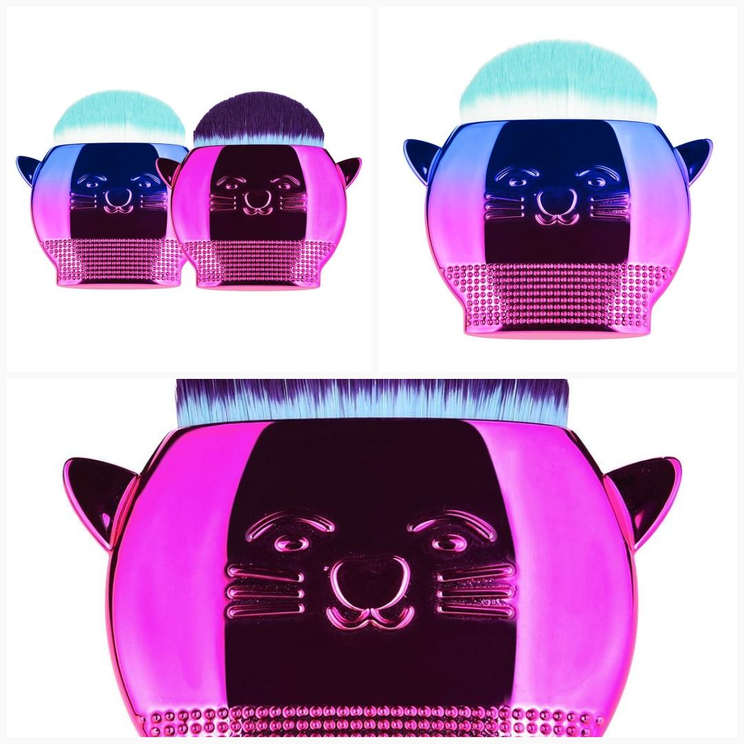 Cute Cat Makeup Brush Powder Blush Makeup Cosmetic Brush