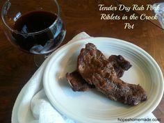 Photo of Tender Pork Riblets