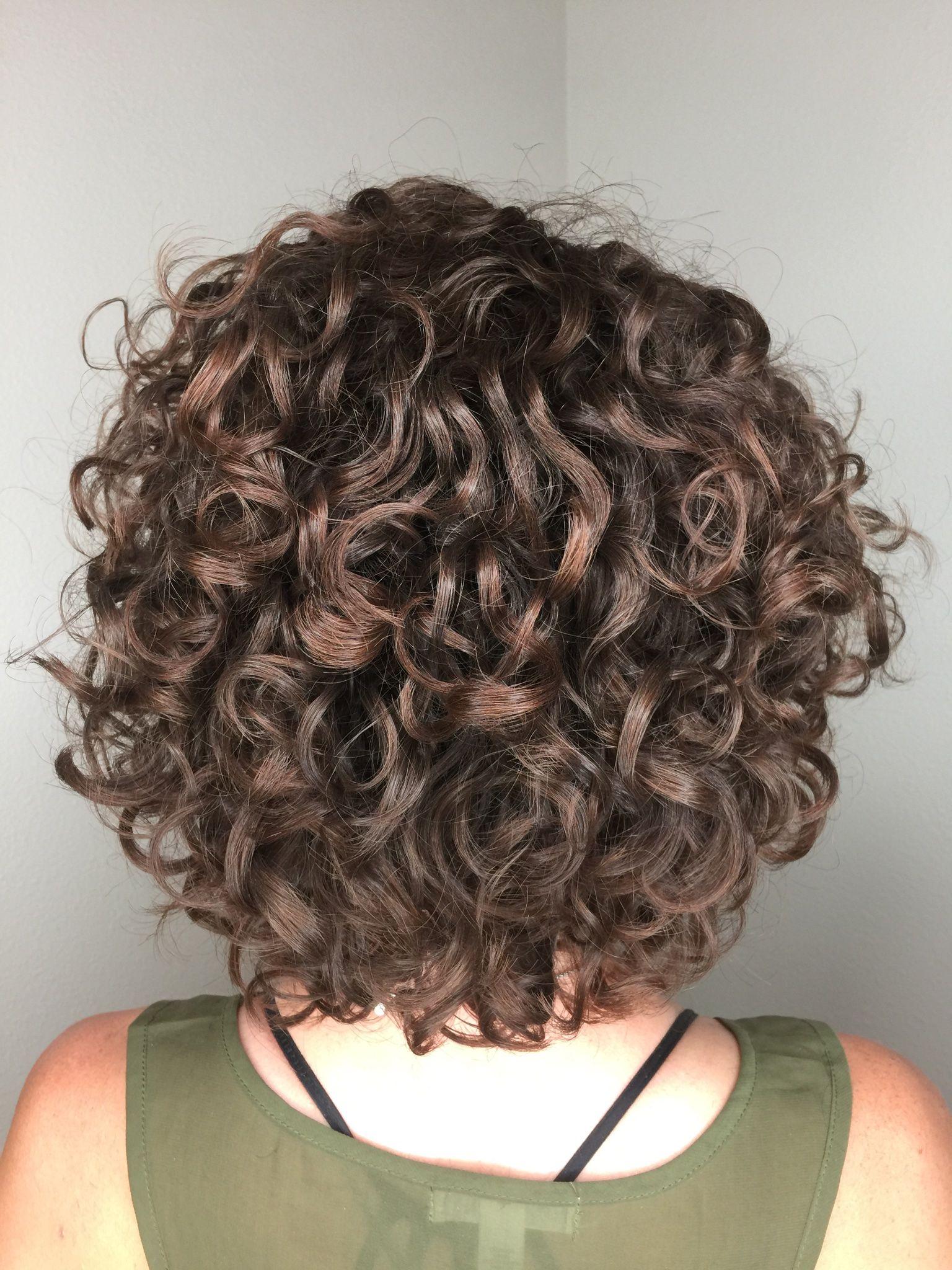 gorgeous curls #avedaibw | short texture in 2019 | short