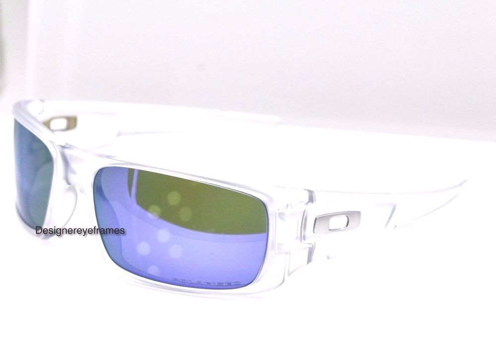 oakley crankshaft matte clear