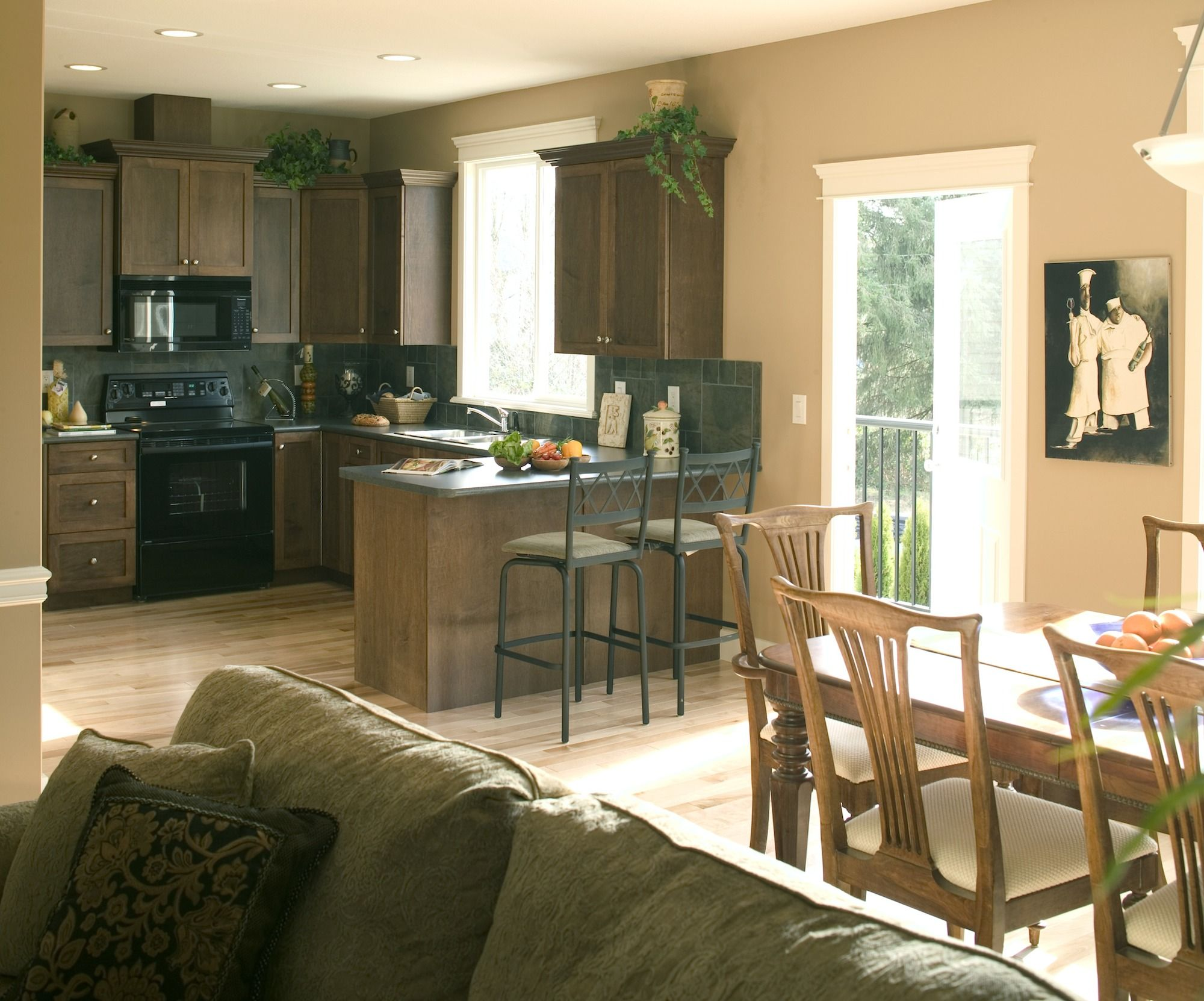 Popular House Paint Colors For 2014 Kitchen