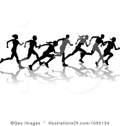running clip art free - Google Search | Digital scrapbooking ...