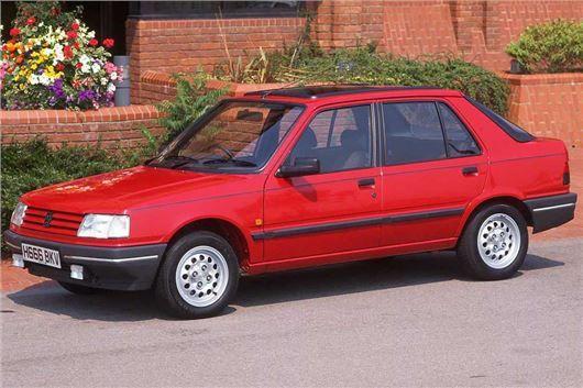 Ubrugte 1990 Peugeot 309 (Projet C28) | samochody | Cars, Peugeot, Citroen car XX-46