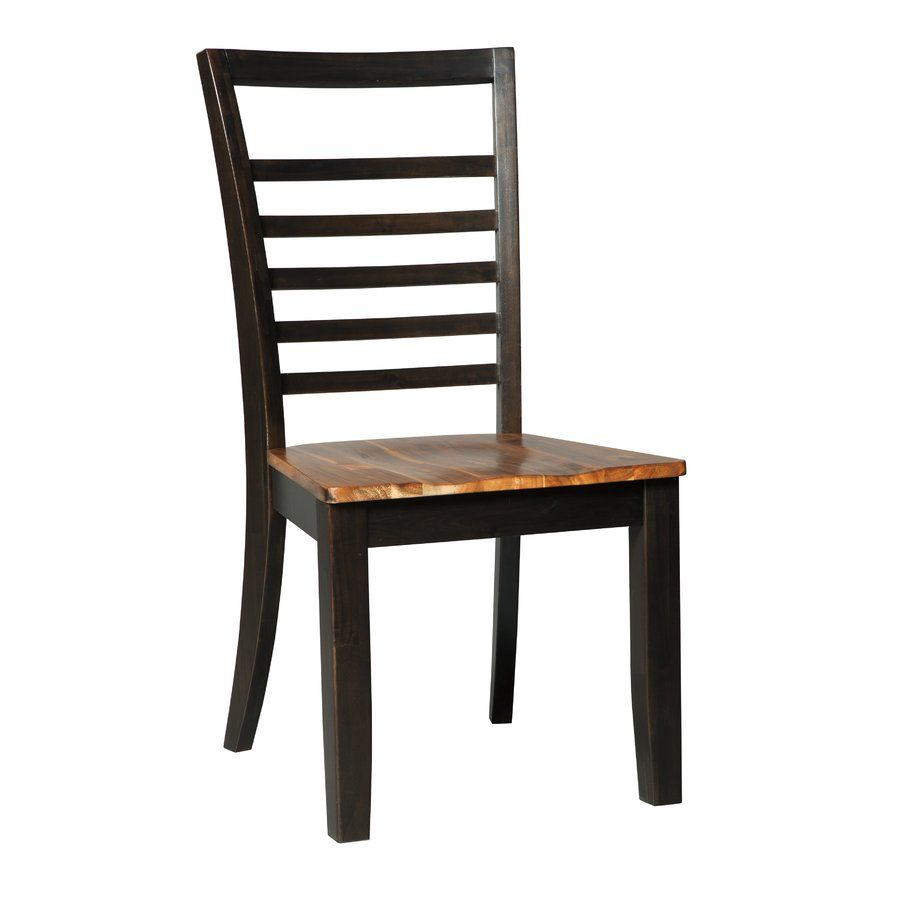 Anesicia solid wood dining chair set of 4 dining