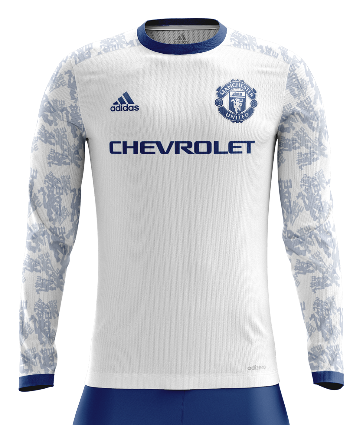 Manchester United X Adidas On Behance Manchester United Sports Jersey Design Soccer Shirts