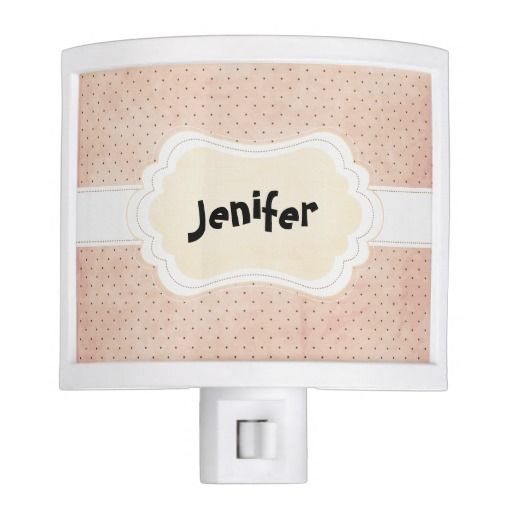 Cute  customized pattern kids Night Light