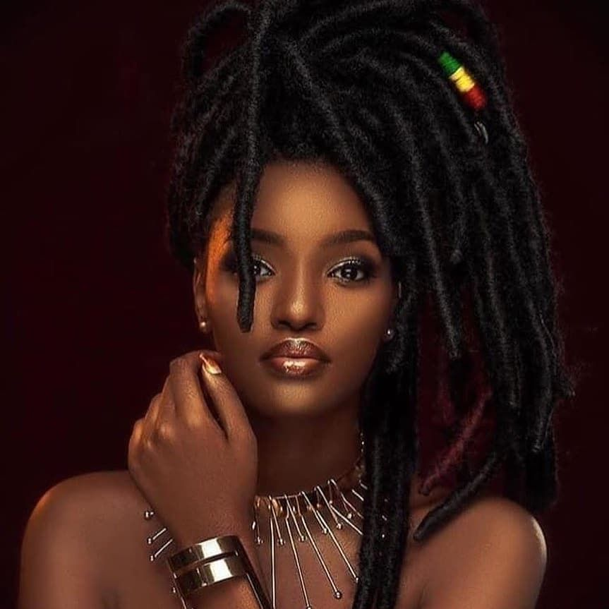 Excellent Hairstyle Ideas for Black Women of African American Ethnicity. braids, braided hairstyles, cornrows, cornrows braids, box braids, poetic justice braids, triangle box braids, afro hairstyles, ponytail hairstyles, updo hairstyles, crochet braids, sisterlocks, dreadlocks, bob haircuts, #braids #box braids #cornrowsbraids #cornrows #braidedhairstyles #afrohairstyles #bobhaircuts #sisterlocks #dreadlocks #updos #ponytails #poeticjustiecebraids #triang #boxbraidshaircut # Braids afro ponytai