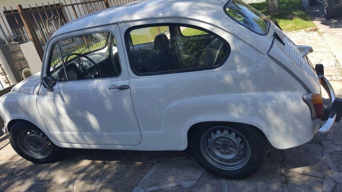 Fiat 600 - Año 1980 - 100000 km - en Mercado Libre