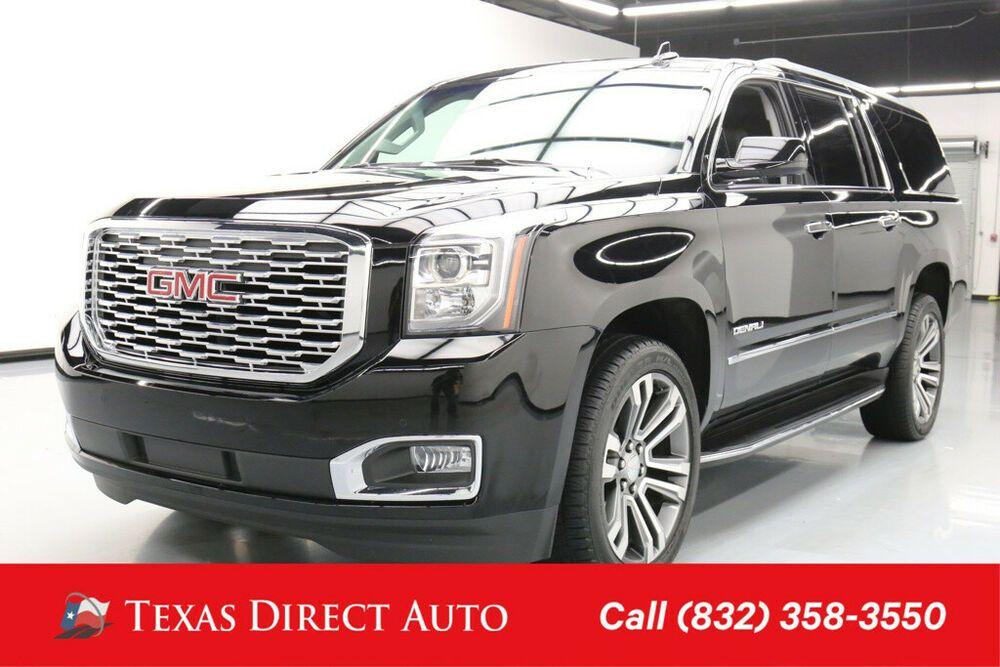2019 Gmc Yukon Denali Texas Direct Auto 2019 Denali Used 6 2l V8