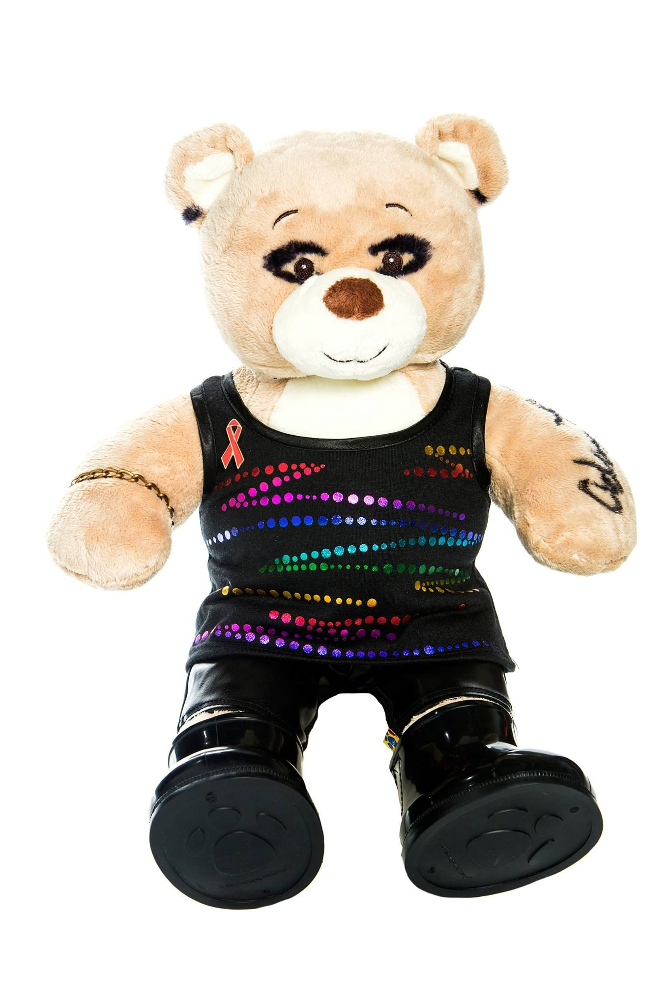 Adam's Charity Bear