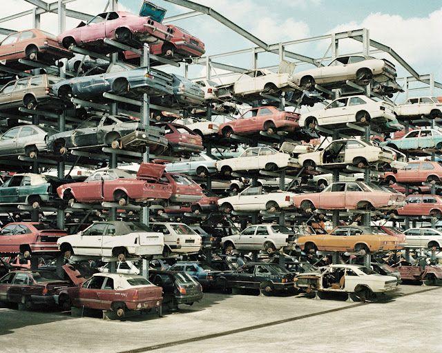 Junkyard By Marius Wolfram Con Imagenes Autos Vehiculos Camiones