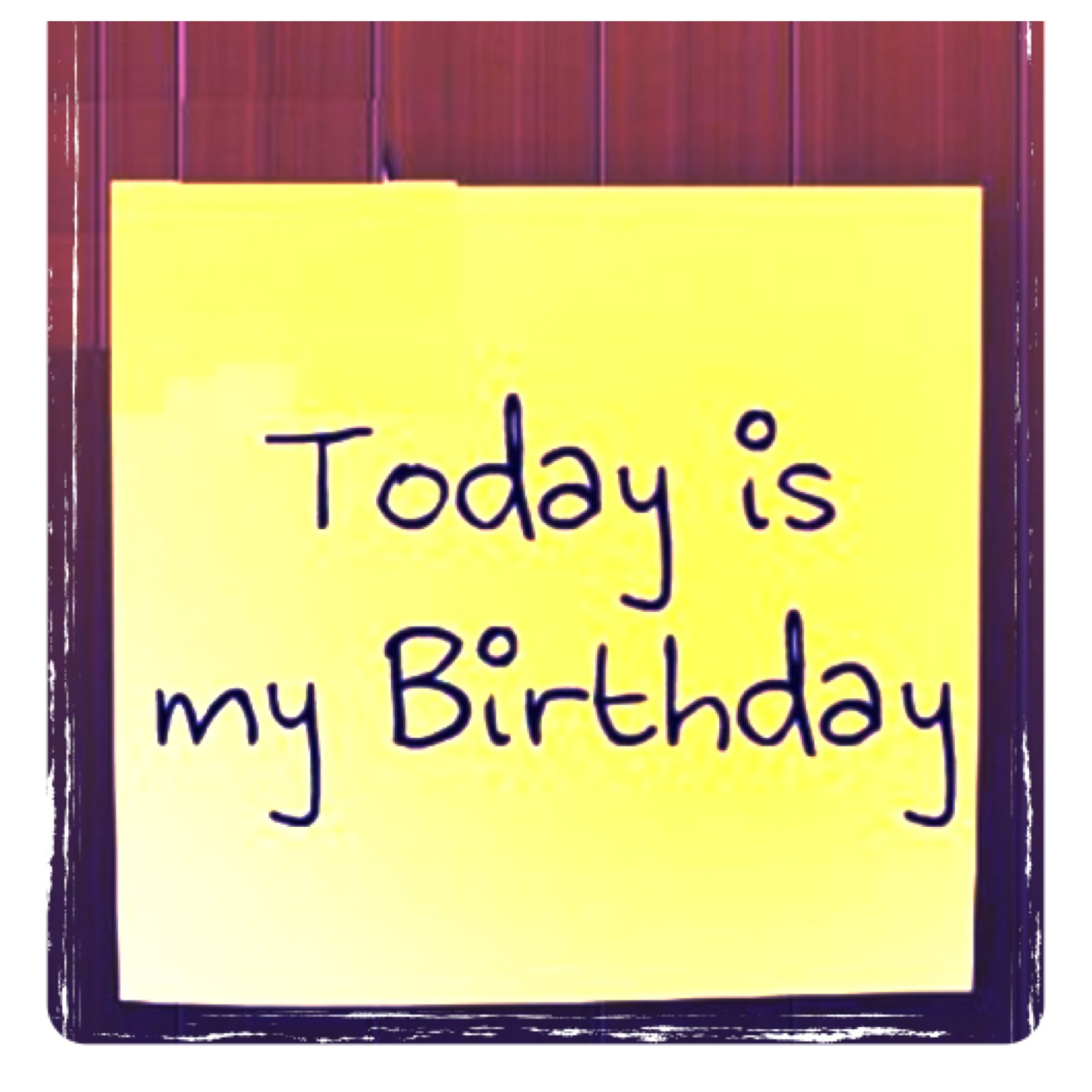 November 4th... Birthday wishes girl, Today is my