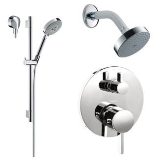 Hansgrohe Hg T201 Shower Systems Shower Faucet Wall Bar