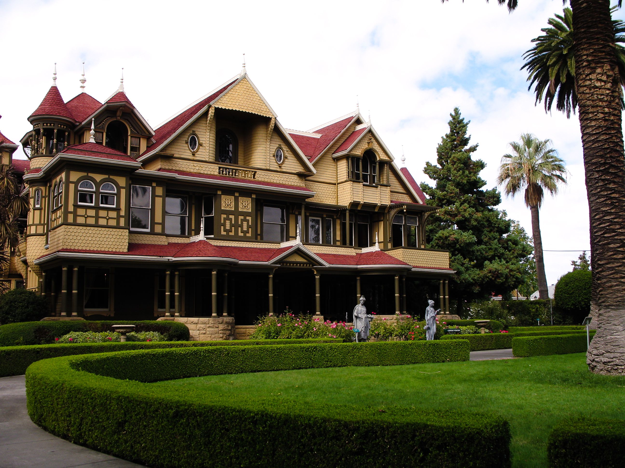 New Room Discovered at Winchester Mystery House