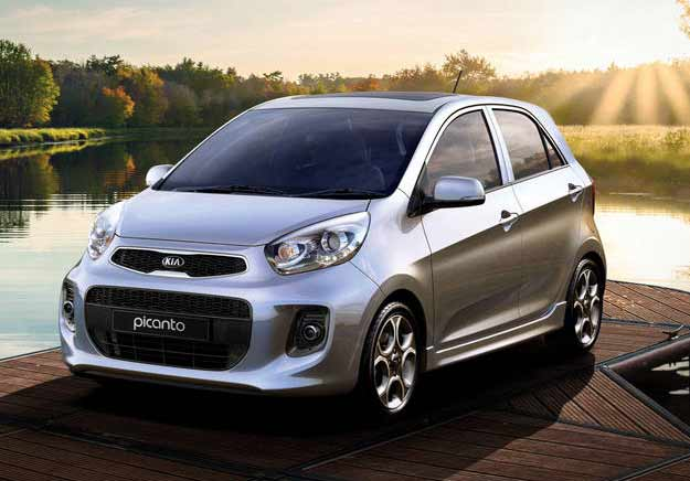 KIA Picanto 2019 Prices in Pakistan and Pictures