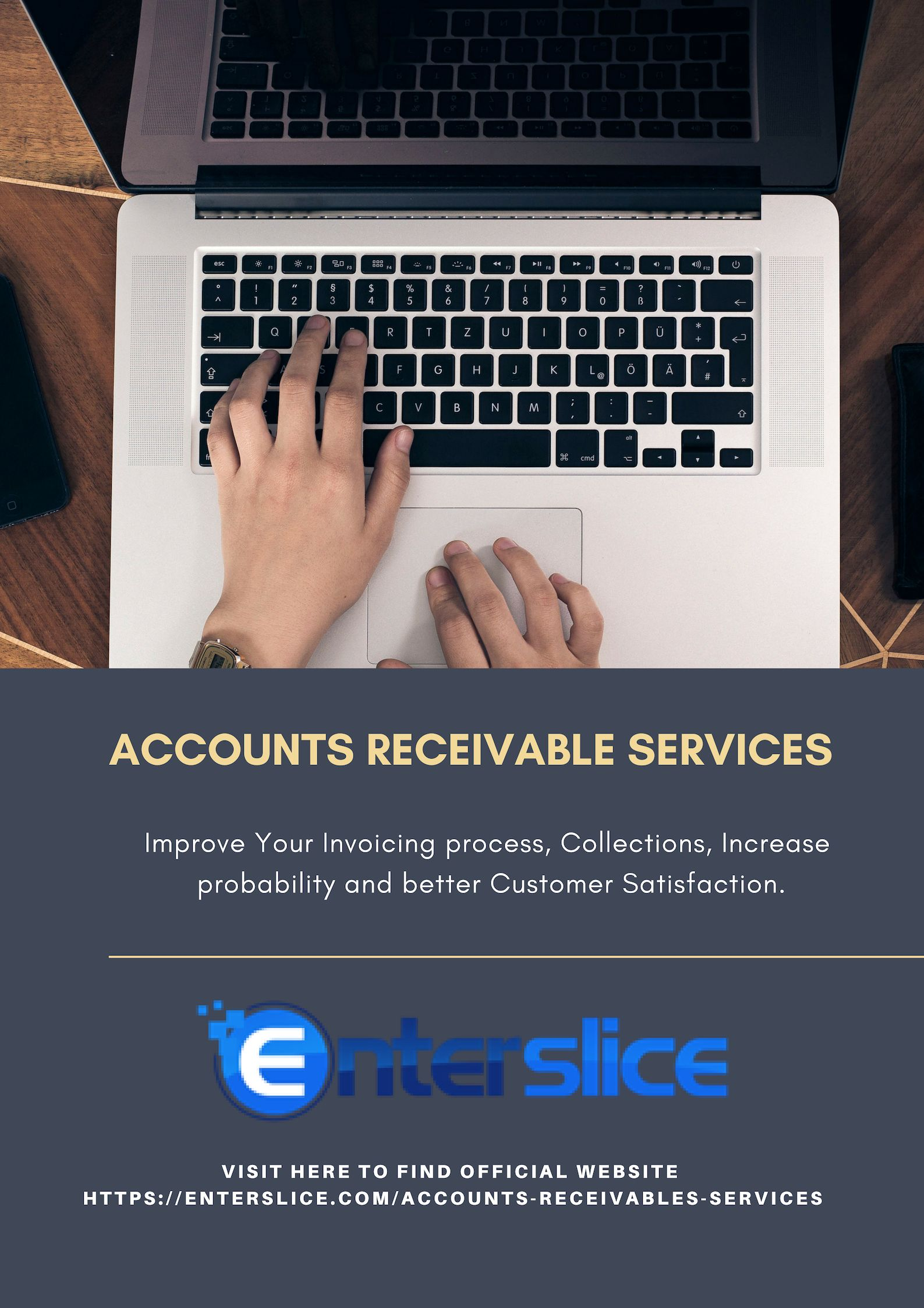 Accounts receivable services its easy if you do it smart